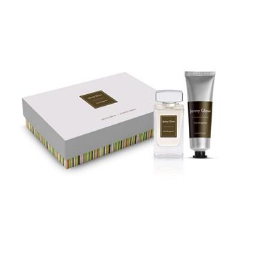 Jenny Glow Oud Bergamot 2 Piece Gift Set 80ml EDT 100ml S/Gel