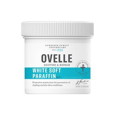 Ovelle White Soft Paraffin Emollient Moisturiser 500g