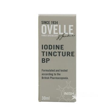 Ovelle Iodine Tincture 30ml