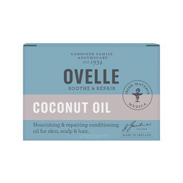 Ovelle Coconut Oil Emollient Moisturiser 100g