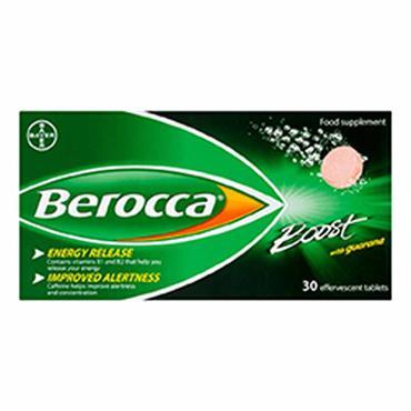 Berocca Boost Effervescent Tablets