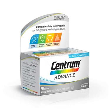 Centrum Advance Multivitamins