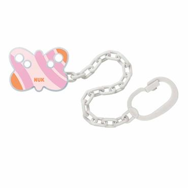 NUK Plastic Soother Chain