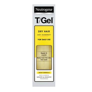 Neutrogena T/Gel Anti-Dandruff Shampoo Dry Hair