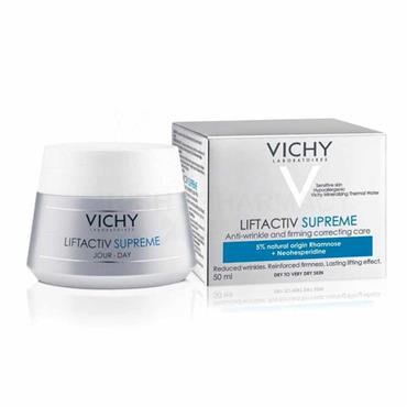 Vichy Liftactiv Anti-Ageing Supreme Face Cream For Dry To Very Dry