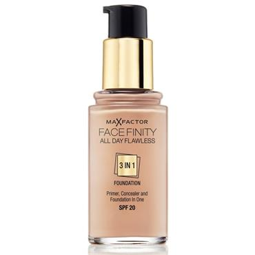 Max Factor Facefinity 3-in-1 Flawless Foundation