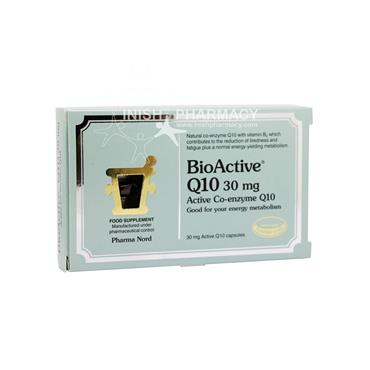 Pharma Nord BioActive Q10 30mg