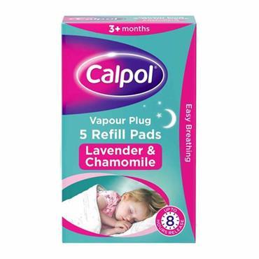 Calpol Vapour Plug Refill Pads