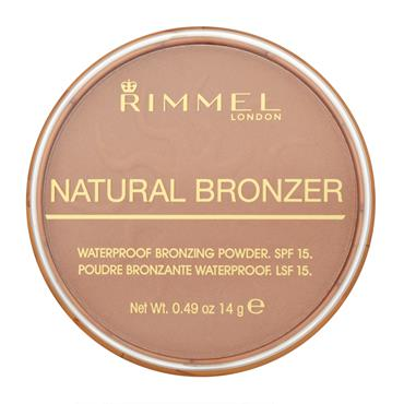 Rimmel Natural Bronzer Powder 14g