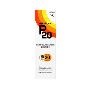 P20 Sun Protection SPF20 Lotion