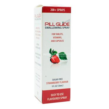Pill Glide Swallowing Spray for Tablets