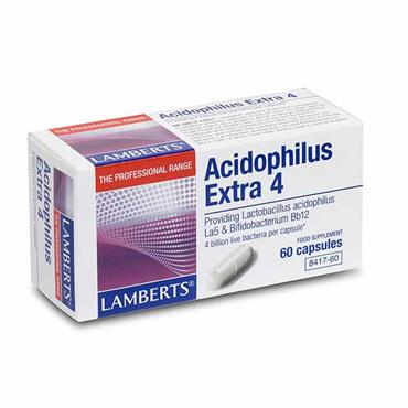 Lamberts Acidophilus Extra 4