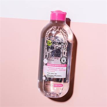 Garnier Micellar Cleansing Water Sensitive Skin