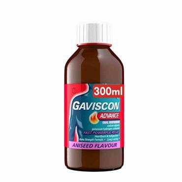 Gaviscon Advance Oral Suspension Aniseed Flavour
