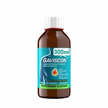 Gaviscon Liquid Peppermint