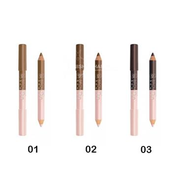 Bourjois 10h Brow Duo Sculpt Pencil