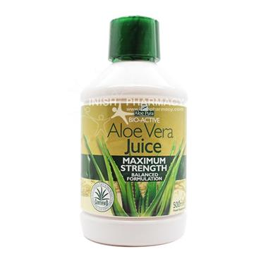 Aloe Pura Maximum Strength Aloe Vera Juice