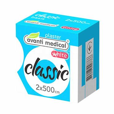 Avanti Medical Classic Zinc Oxide Tape
