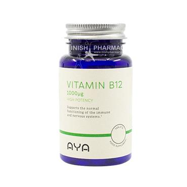 AYA Vitamin B12 1000mcg Tablets