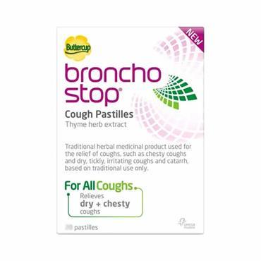 Broncho Stop Cough Pastilles