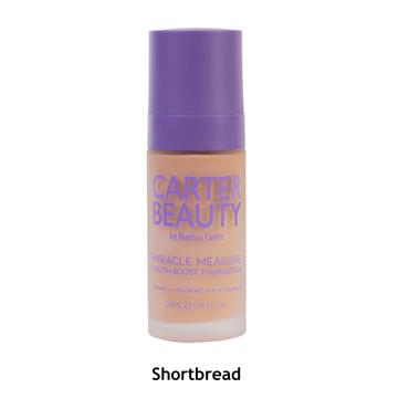 Carter Beauty Miracle Measure Youth Boost Foundation