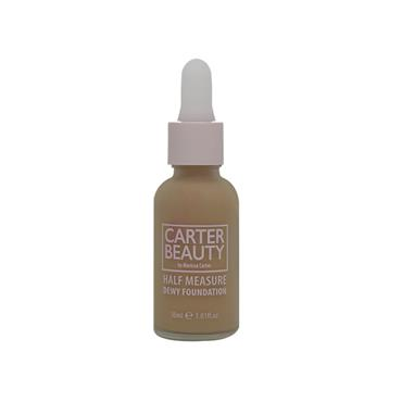 Carter Beauty Half Measure Dewy Foundation