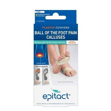 Epitact Plantur Cushions For Ball Of Foot Pain Calluses