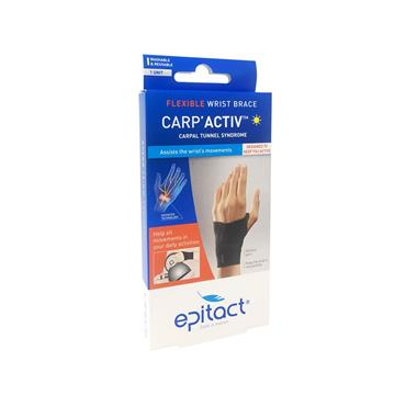 Epitact Carp'Activ Flexible Wrist Day Brace For Carpal Tunnel Syndrome