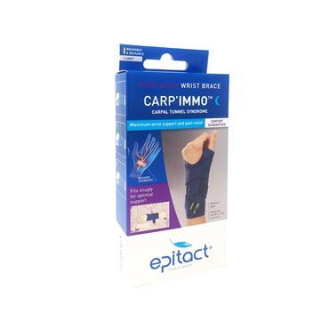 Epitact Carp'Immo Rigid Night Wrist Brace For Carpal Tunnel Syndrome