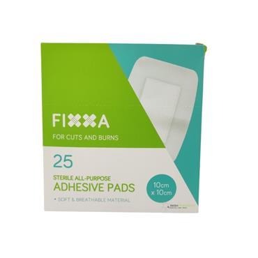 FIXXA Adhesive Gauze Pad