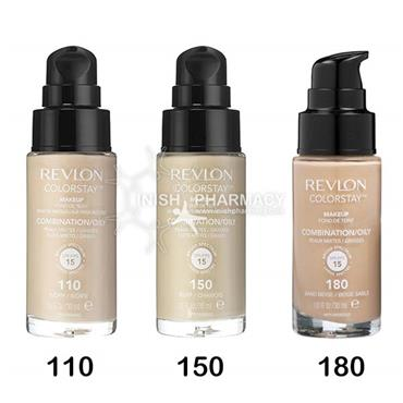 Revlon ColorStay Foundation Combination/Oily Skin