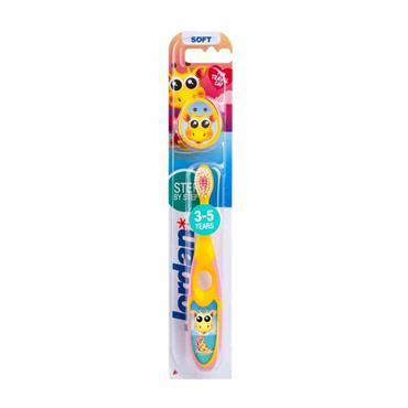 Jordan Kids Step by Step 3-5 Years Toothbrush