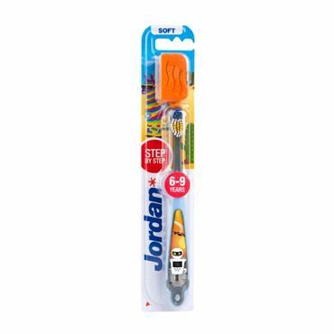 Jordan Junior Step by Step 6-9 Years Toothbrush