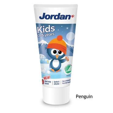 Jordan Kids Toothpaste 0-5yrs 50ml