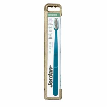 Jordan Green Clean Ultrasoft Toothbrush