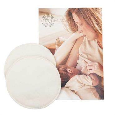LANAcare Merino Wool Nursing Pads Twin Pack