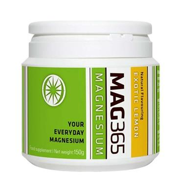 MAG365 Magnesium Exotic Lemon