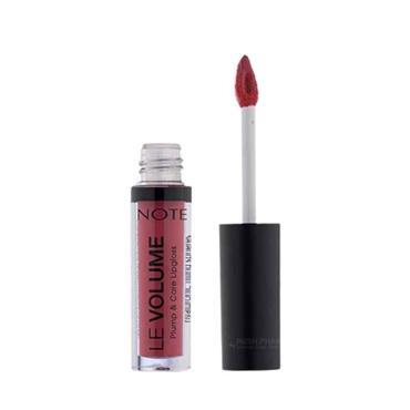 NOTE Le Volume Plump & Care Lipgloss