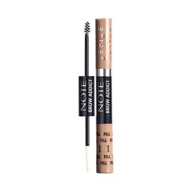 NOTE Brow Addict Tint & Shaping Gel