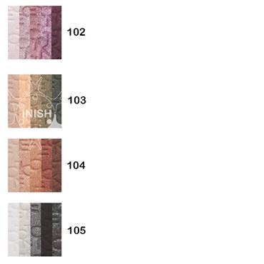 NOTE Professional Eyeshadow Palette