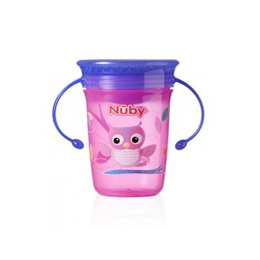 Nuby 1st Sipeez No Spill Resealable Cup 240ml