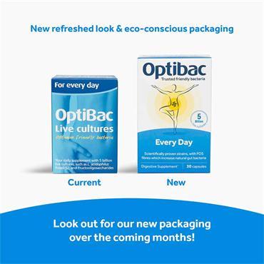 OptiBac Probiotics For Every Day Original