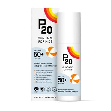 P20 Sun Protection For Kids SPF50 Cream