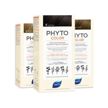 Phyto Color Permanent Hair Colour