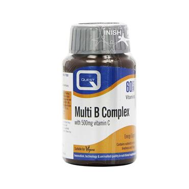 Quest Multi B Complex With 500mg Vitamin C
