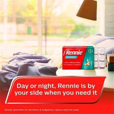 Rennie Spearmint Tablets