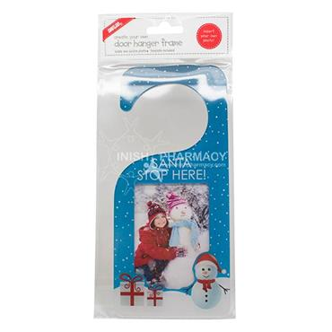 Shot2Go Christmas Door Photo Hanger