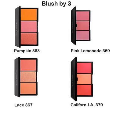 Sleek MakeUP Blush By 3 Blush Palette