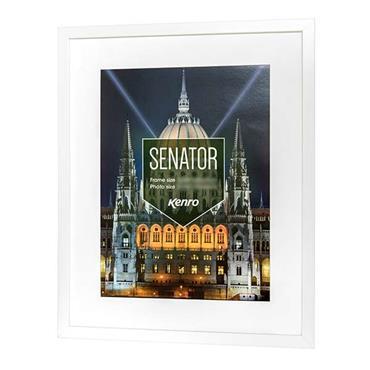 Kenro Senator White Frame
