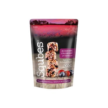 Squbes Snacks - Blueberry Cranberry & Vanilla